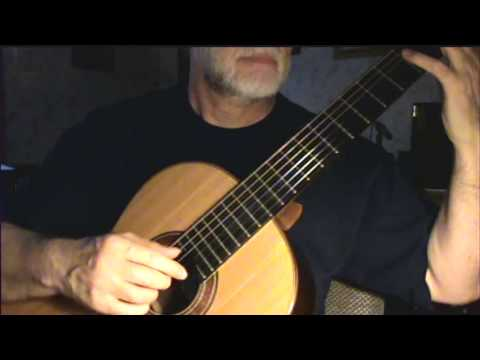 Requiem for a Soldier (Band of Brothers) - Fingerstyle Guitar