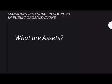 Financial Position Basics - What are Assets?