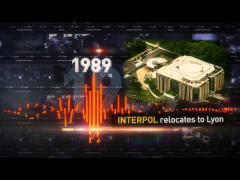 INTERPOL 100 Years of International Police Cooperation