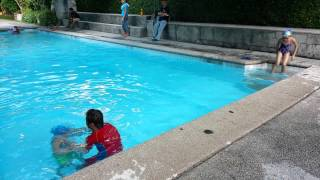 AMO @ chitorivera swimming lesson