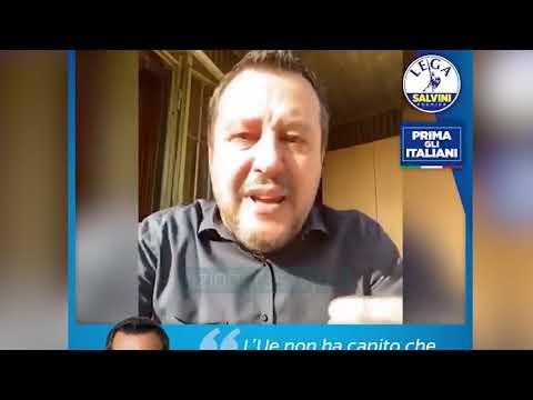 Conte falenderon Shqipërinë për dërgimin e 30 mjekëve në Itali - News, Lajme - Vizion Plus