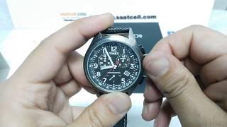 Timex T2N390 erkek kol saati ayarması incelemesi