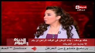 خالد يوسف: هناك وثائق تم اخفاءها لإثبات سعودية تيران وصنافير