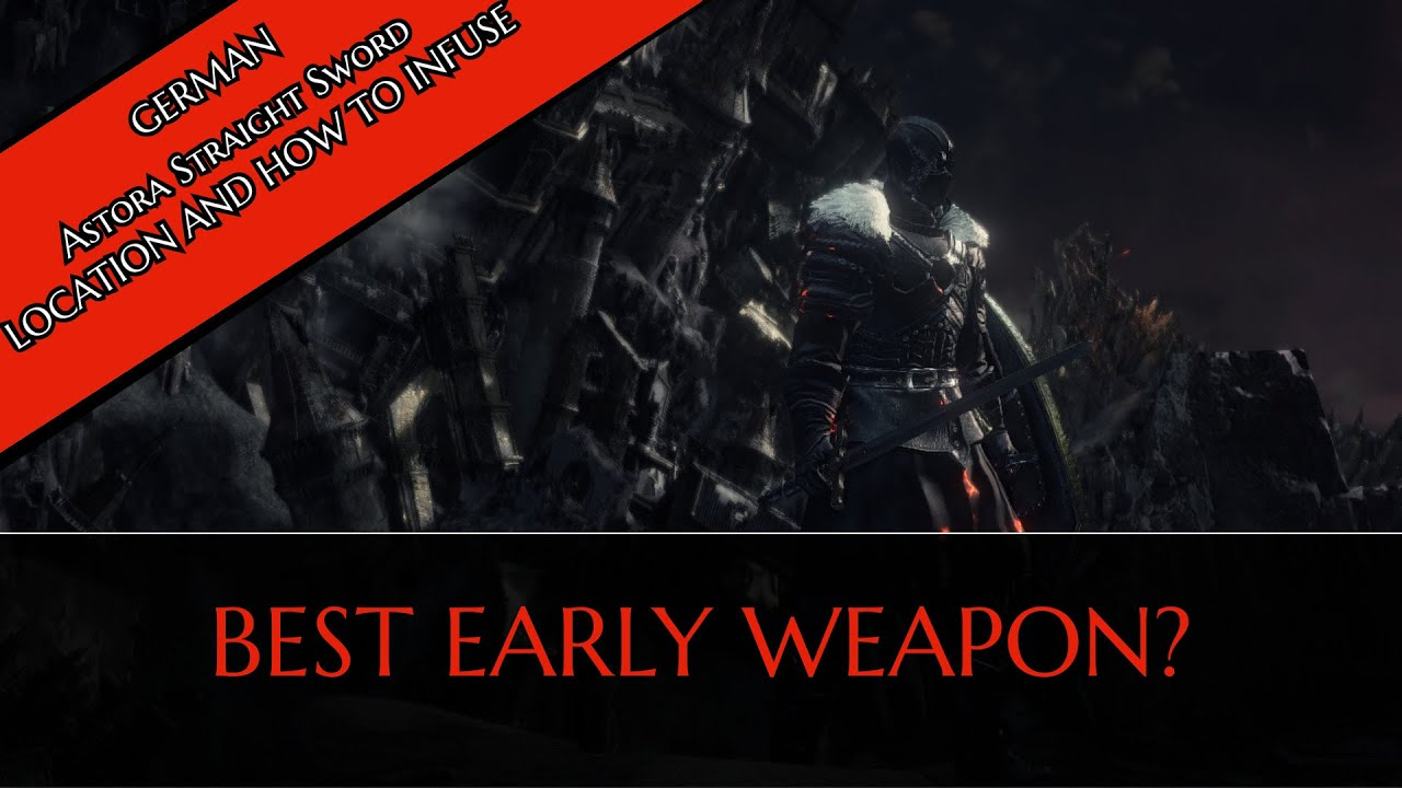Dark Souls 3 Bestes Schwert