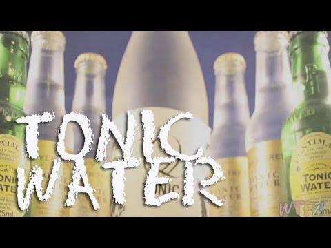 What Is Tonic Water? / Bitter Lemon Drink