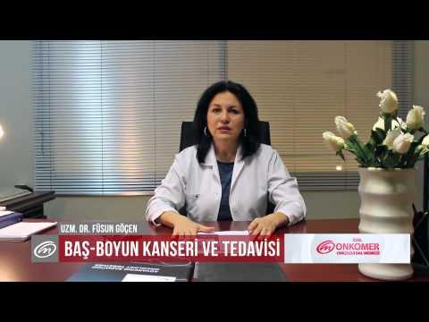 Baş Boyun Kanseri Ve Tedavisi (Onkomer Özel Onkoloji Dal Merkezi İzmir)