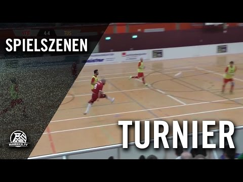 VfB Schwelm - TuS Hattingen (Halbfinale, 28. WAZ/WR-Pokal) - Spielszenen | RUHRKICK.TV