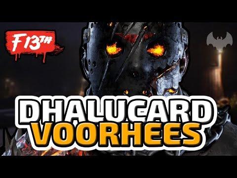 Dhalucard Voorhees - ♠ Friday The 13th: The Game ♠ - Deutsch German - Dhalucard