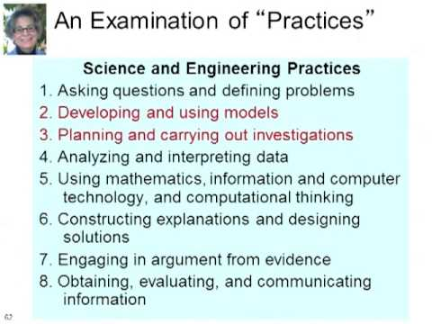 Connections Between Practices in NGSS, Common Core Math, and ...