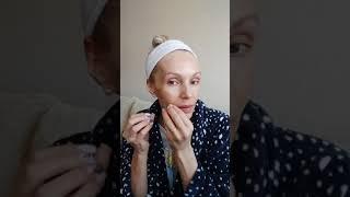 Уход за лицом в прямом эфире макияж дневной Пономарева Оля