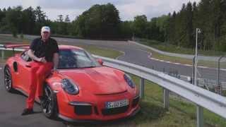 Porsche 911 GT3 RS 2015 Videos