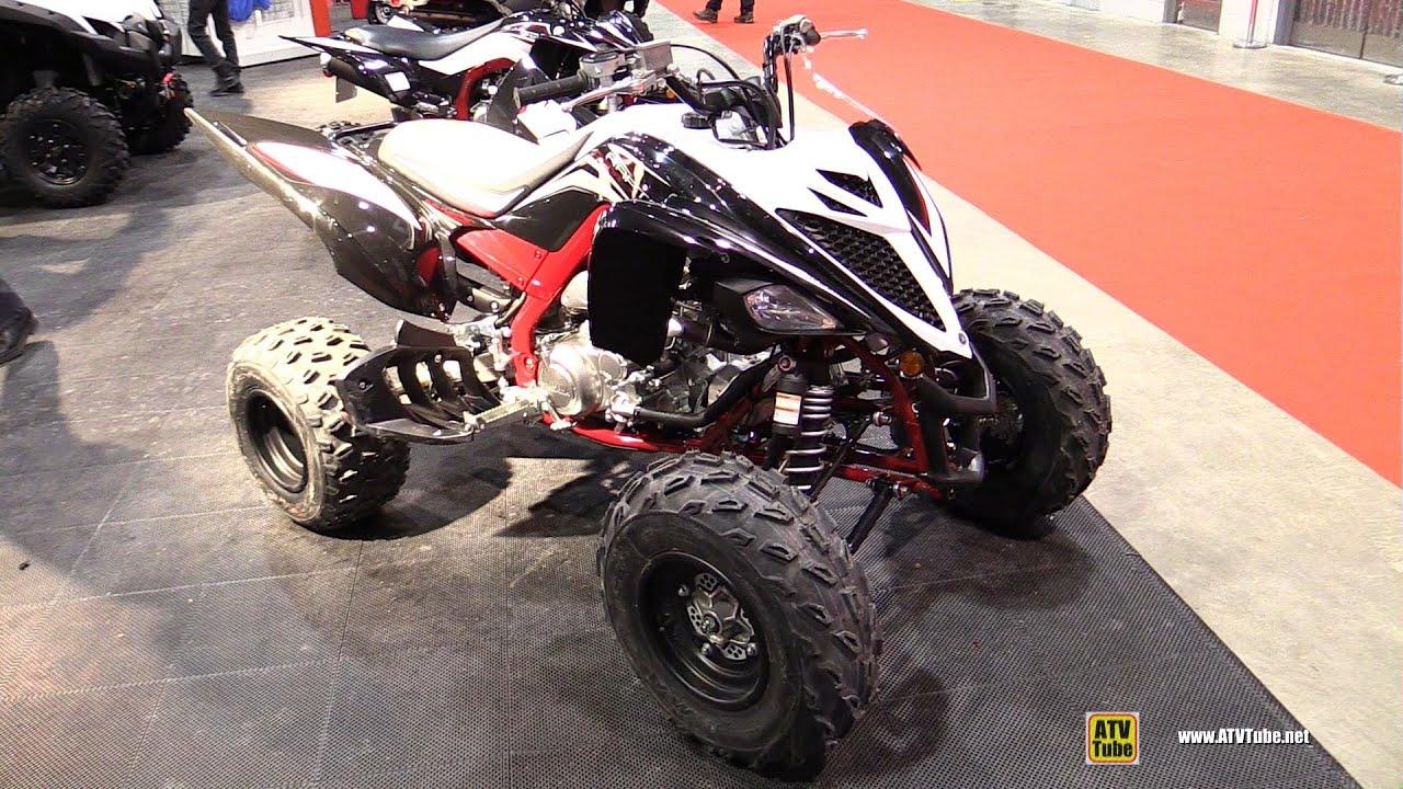 2015 yamaha raptor 700r special edition sport atv for Yamaha raptor 2017