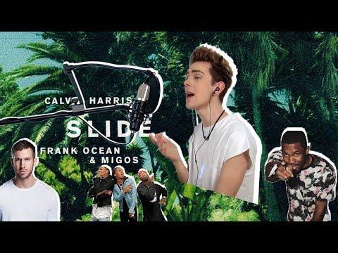 Slide  Calvin Harris ft Frank Ocean, Migos Martin Gessler