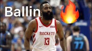 James Harden Mix ~Ballin (Ft. Roddy Rich)