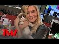 Grumpy Cat Visits TMZ! | TMZ