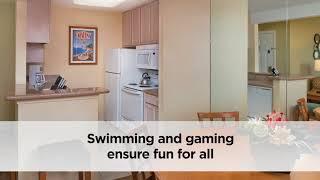 Anaheim CLUB WYNDHAM timeshare resort - Dolphin's Cove