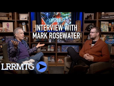 Download Youtube: Interview with Mark Rosewater — MTG Unstable