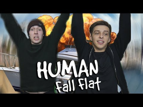 GRAND FINÁLE?   Human Fall Flat w/ Dogg