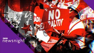 Download Hong Kong protests: 'No one safe' under extradition - BBC Newsnight Mp3 and Videos