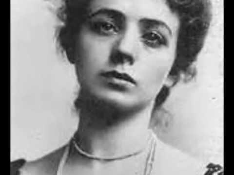 Maude Adams - The Inspiration Behind