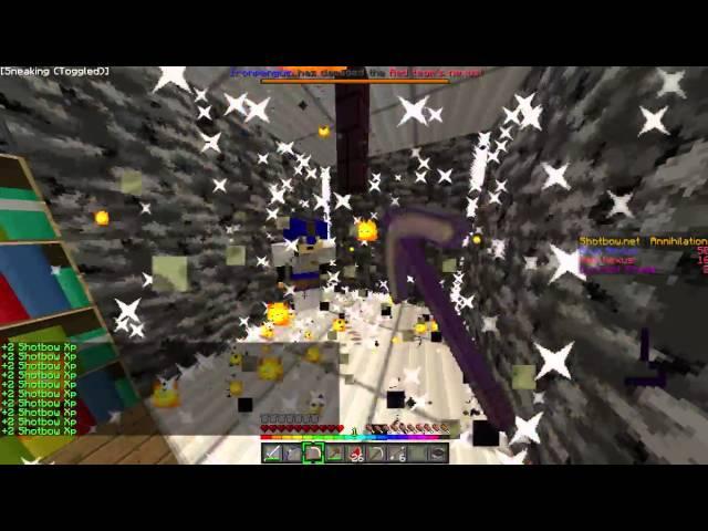 Minecraft Annihilation No Enemy Free XP