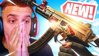 """the NEW """"OTS 9"""" SMG is OVERPOWERED in Warzone! (Season 4)"""