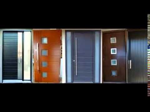 & Wooden doors - YouTube pezcame.com