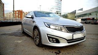 Kia Optima ! Авто С Саморазрушающимся Мотором , Который Вы Захотите Купить!