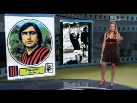 La magia di Calloni in Roma-Milan del 27 ottobre 1974