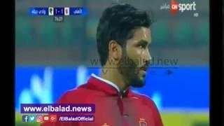 صالح جمعة يضيف هدف الأهلي الثاني أمام دجلة من ركلة جزاء.. فيديو