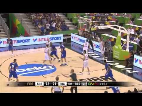 Resumer de serbie france coupe du monde de basket 2014 youtube - Coupe du monde de basket 2014 ...
