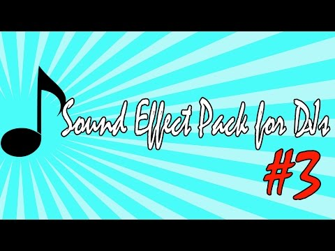 Well Sound Effects Pack # 3  Free Reggae Dancehall Sound Effect  Vocals,LasersDjs tools