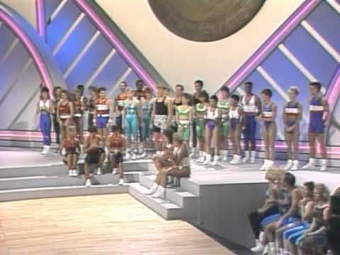 National Aerobic Championship USA 1988