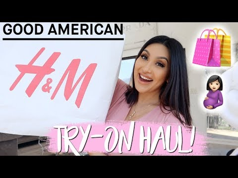 HUGE MATERNITY TRY ON HAUL