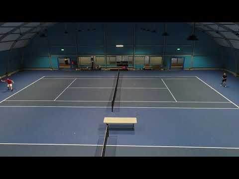 New Indoor Court Tennis Sydney Olympic Park May 2019