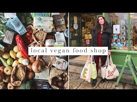 Vegan Food Shop | £100+ Low Waste, Organic & Local Grocery Haul