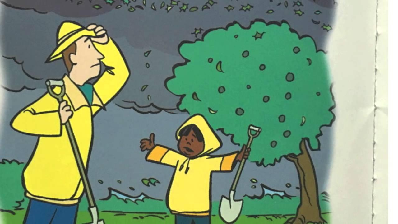 Interactive Read Aloud Cartoon