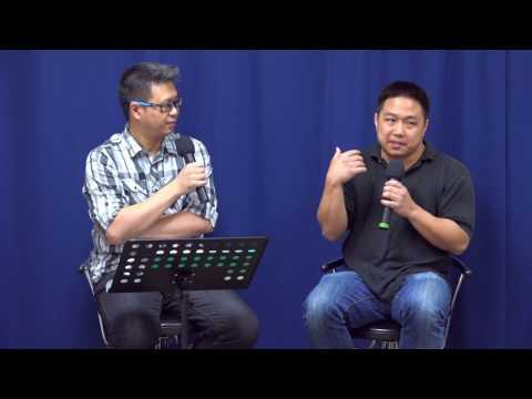 "2017-0326 【""Cross""-Culture Partnership】 with Pastor Gabriel Tseng"