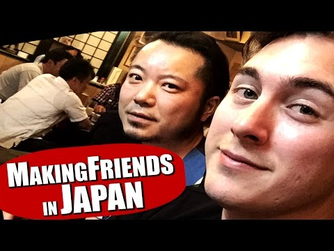 How To Make Friends In Japan | 日本で外国人の友達を作る方法 internationallyME from YouTube · Duration:  3 minutes 33 seconds