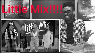 Little Mix - Love on the Brain (Rihanna Cover) REACTION!!!!