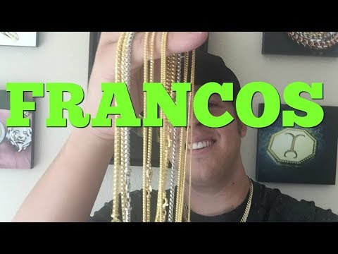 Lets look at Franco's/Smaller sizes added!!!