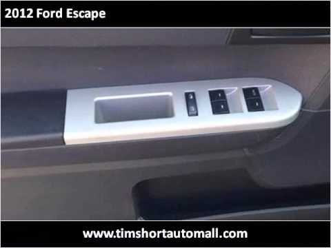 2012 ford escape used cars corbin ky youtube. Black Bedroom Furniture Sets. Home Design Ideas