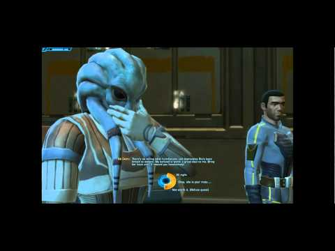SWTOR - Part 15: Most Wanted