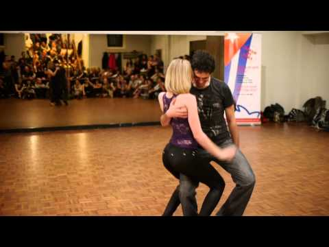 Sydney's Best Social Dancer 2012 | Salsa Finals