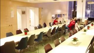Timelapse | middagen på Skjeberg Folkehøyskole