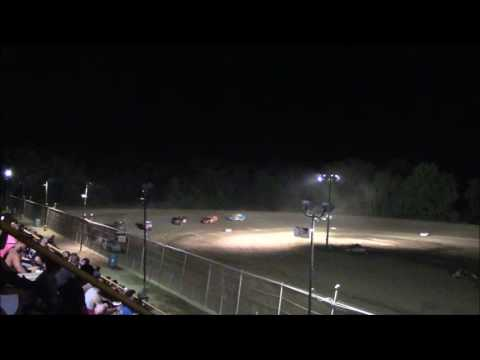 Butler Motor Speedway UMP Modified Feature 7/23/16