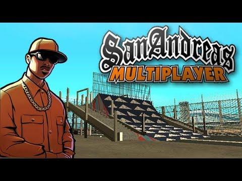 GTA San Andreas Multiplayer (Read the Description)