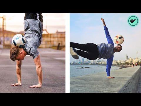 Fiatal freestyle focisok - a jövő reménységei | Félidő! thumbnail