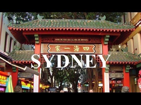 Australia-Sydney-Chinatown- (雪梨華埠 or 悉尼唐人街)  Part 4