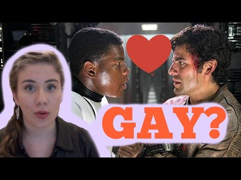 Is Star Wars' Poe Dameron Gay?